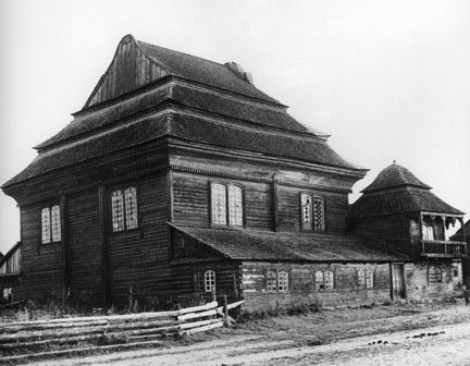 Wooden Synagogue
